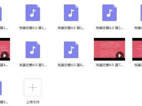 TOG《完美恋爱4.0》百度网盘下载