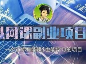 副业课程:虚拟网课项目4.0教程网盘下载