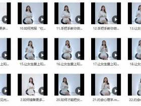 宣萱情感《28天脱单秘籍》视频教程