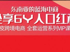 跨境电商虾皮Shopee开店赚钱基础系列课