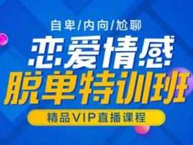 山本教育《素云12期VIP恋爱课堂》32节视频教程