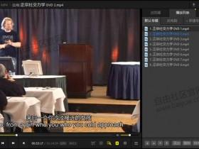 RSD泰勒 正宗社交力学《基础和高级游戏》中文字幕视频教程