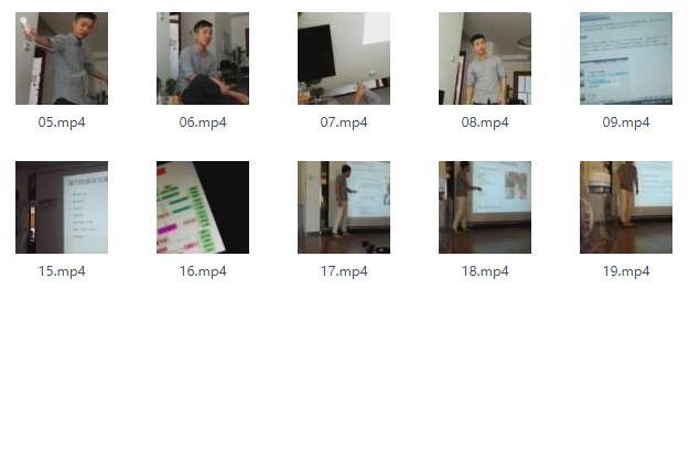 《恋爱小贴士》线下视频课程 完整版